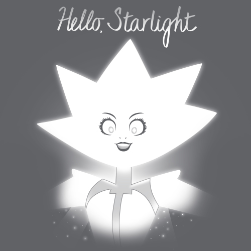 TeeTurtle: Hello Starlight
