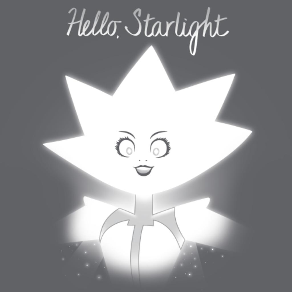 TeeTurtle: Hello Starlight