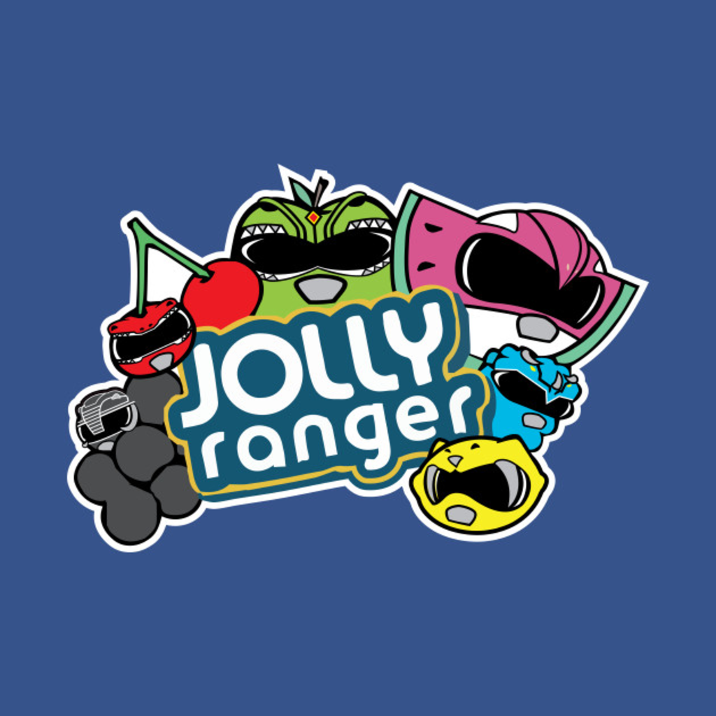TeePublic: Jolly Rangers