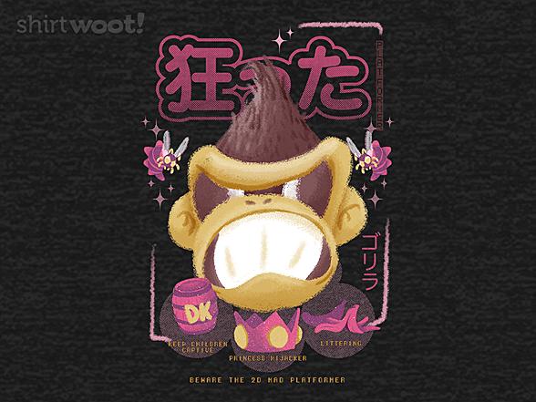 Woot!: Crazy Kong