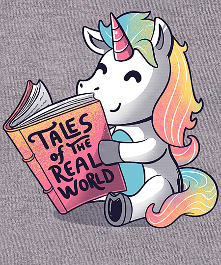 Qwertee: Tales of the Real World