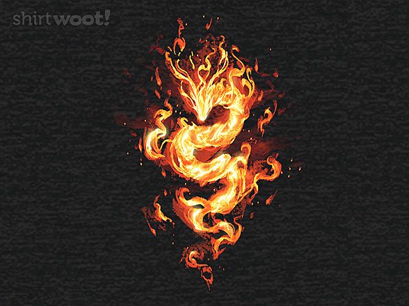 Woot!: The Fire Dragon