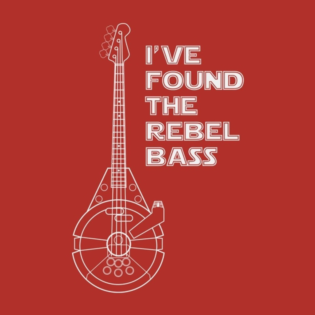 BustedTees: Rebel Bass