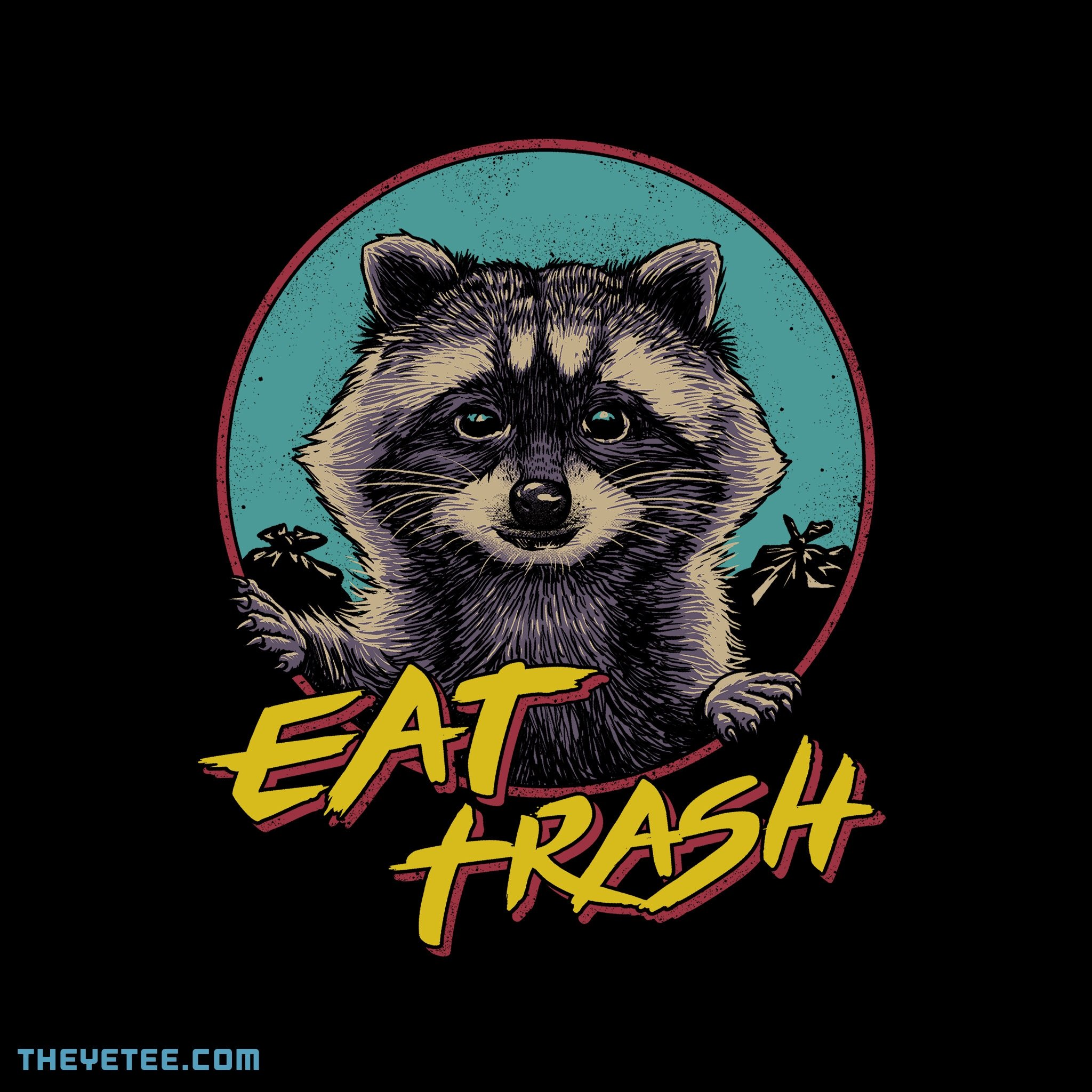 The Yetee: Eat Trash