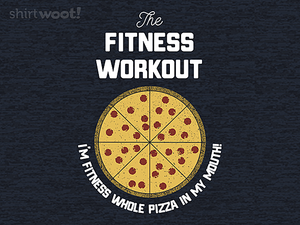 Woot!: Fitness