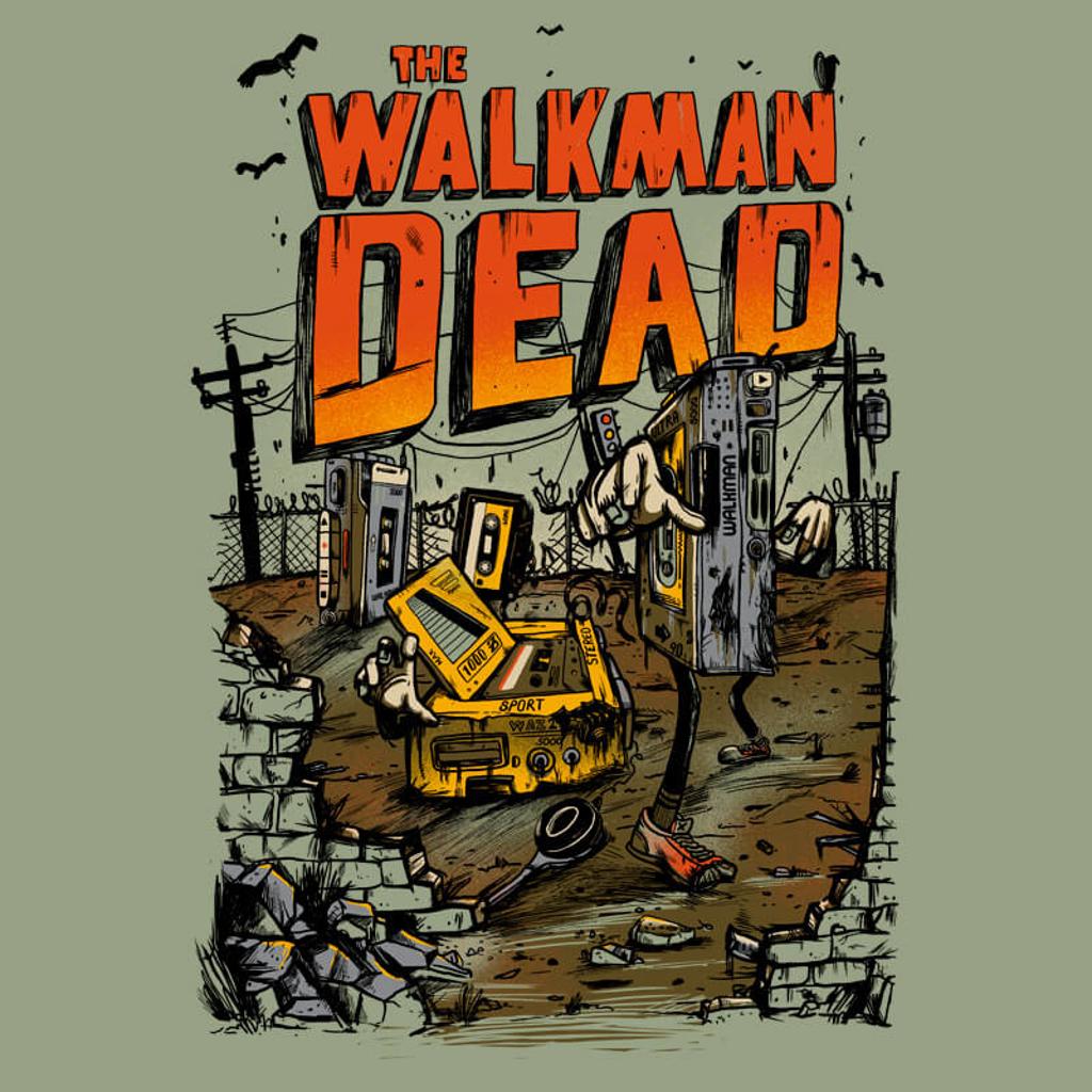 Pampling: The Walkman Dead