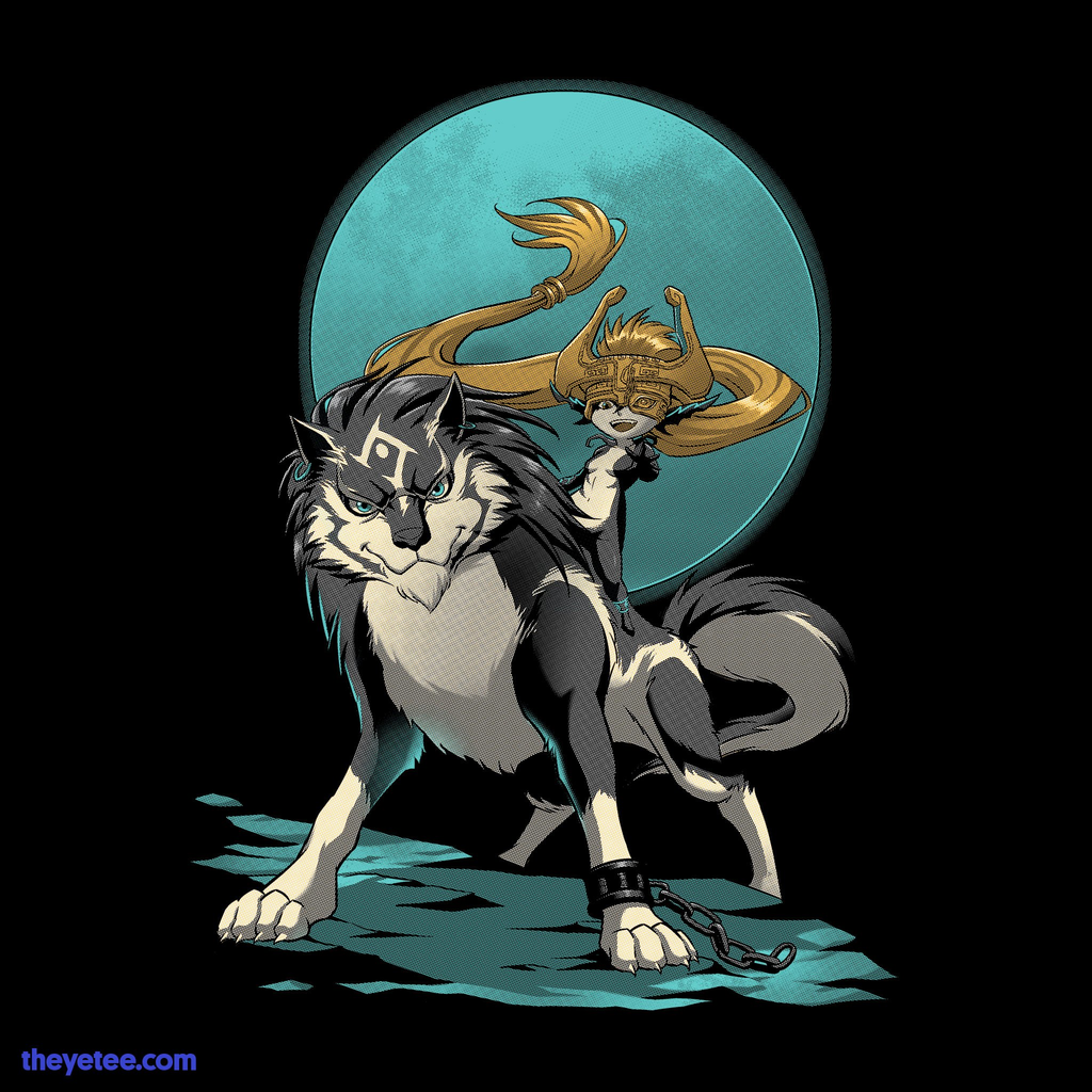 The Yetee: Curse of the wolf