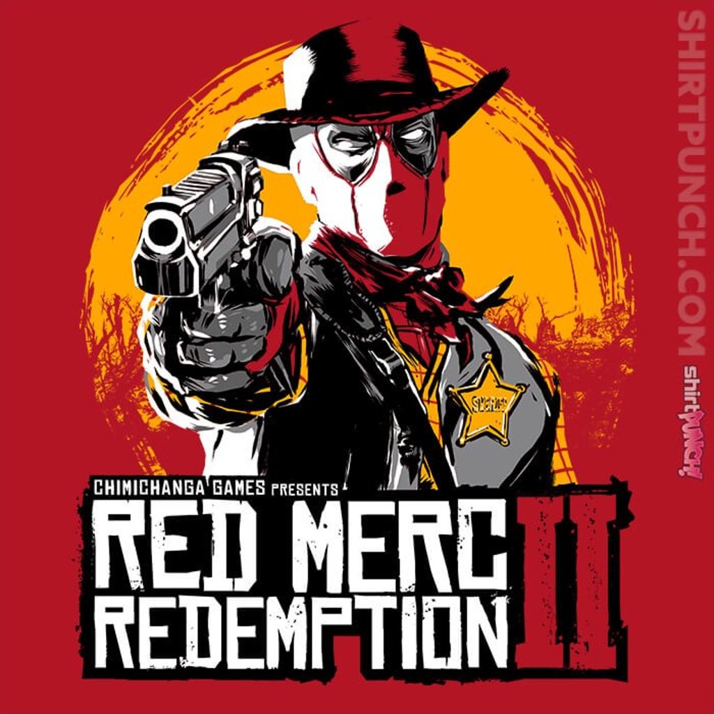 ShirtPunch: Red Merc Redemption