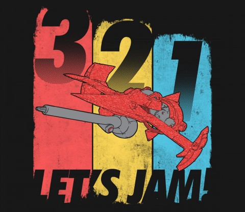 TeeFury: Let's Jam- Exclusive Variant