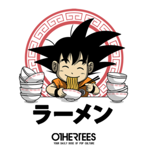 OtherTees: Saiyan Ramen