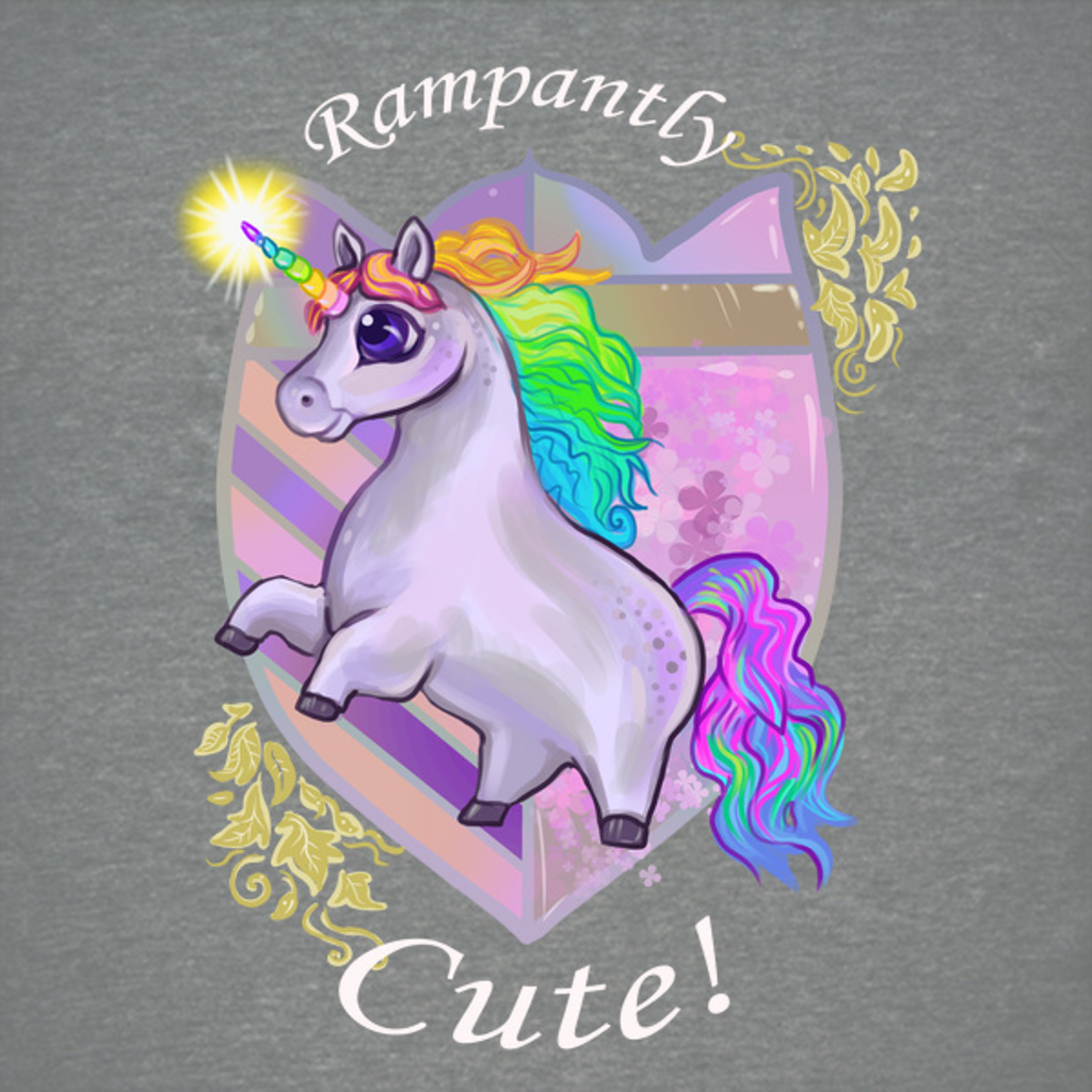 NeatoShop: Rampantly Cute Unicorn