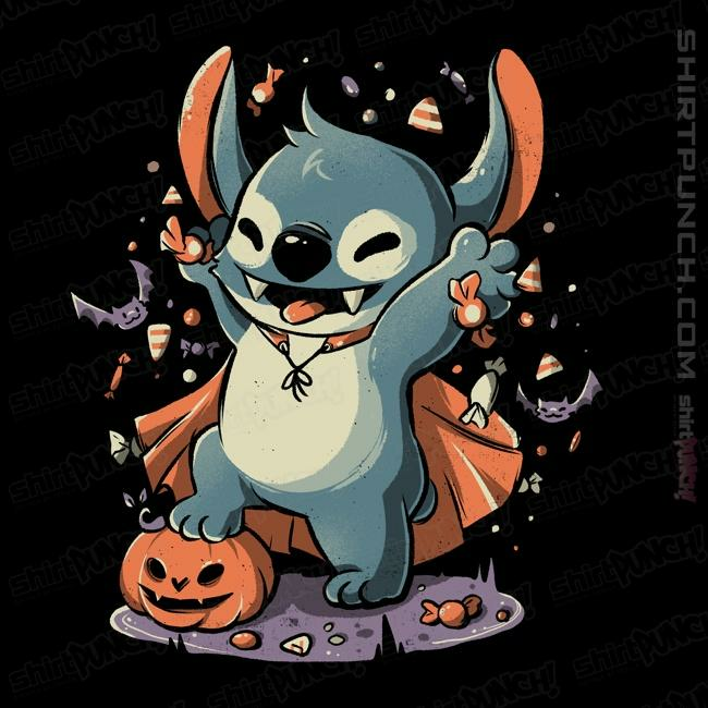 ShirtPunch: Spooky Candy Experiment