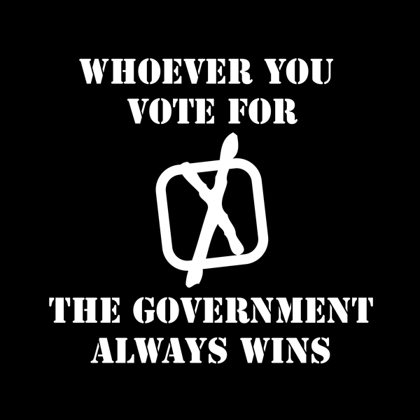 NeatoShop: Whoever You Vote For - The Government Always Wins