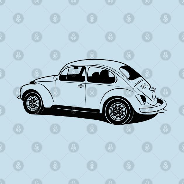 TeePublic: Beetle Bug