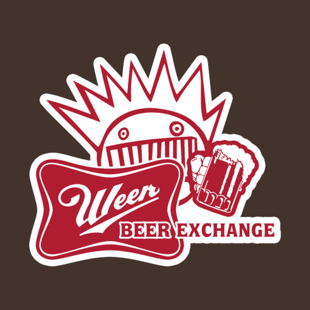 TeePublic: Ween Beer Exchange
