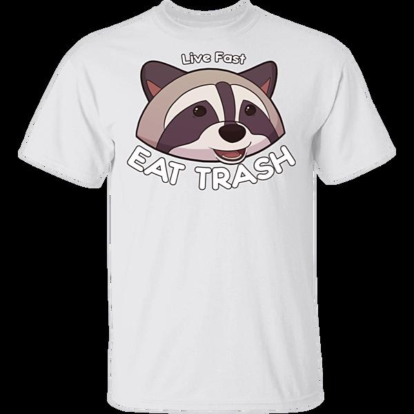Pop-Up Tee: Trash Panda