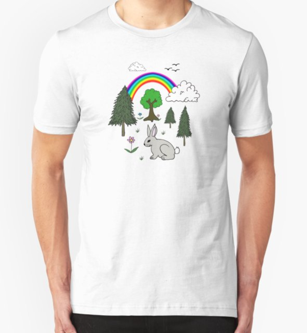 RedBubble: Nature Scene