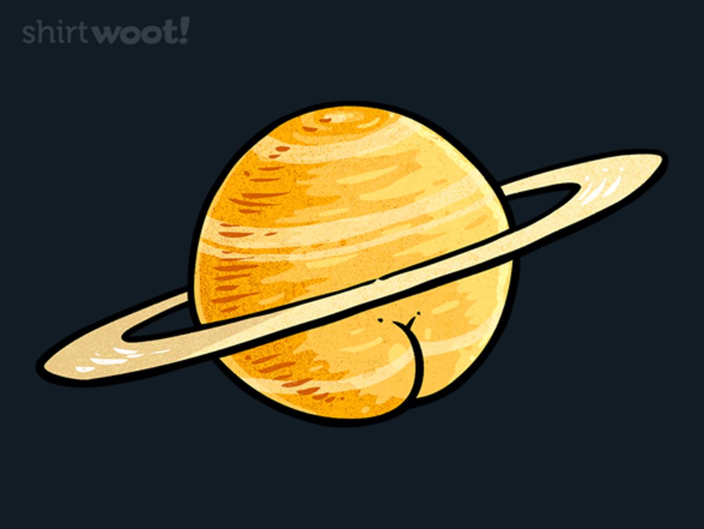 Woot!: Saturn's Moon