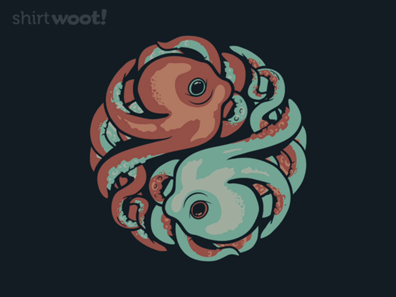 Woot!: Cephalopod Circle