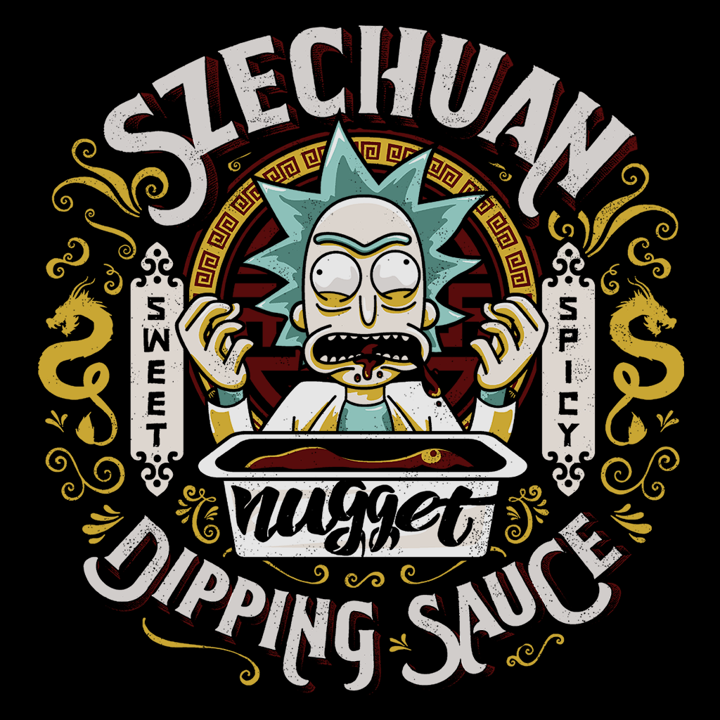 Pop-Up Tee: Nugget Sauce