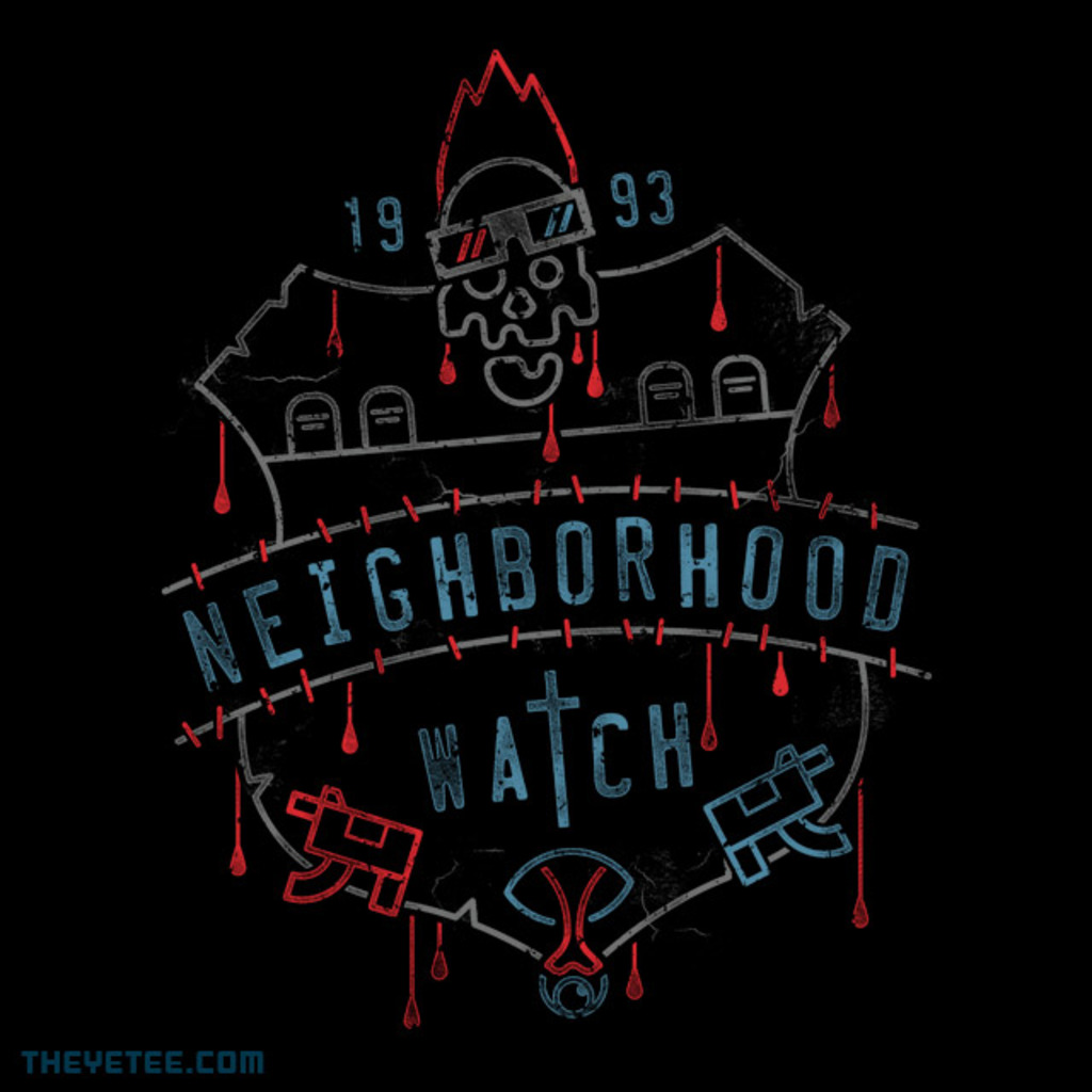 The Yetee: Neighborhood Watch
