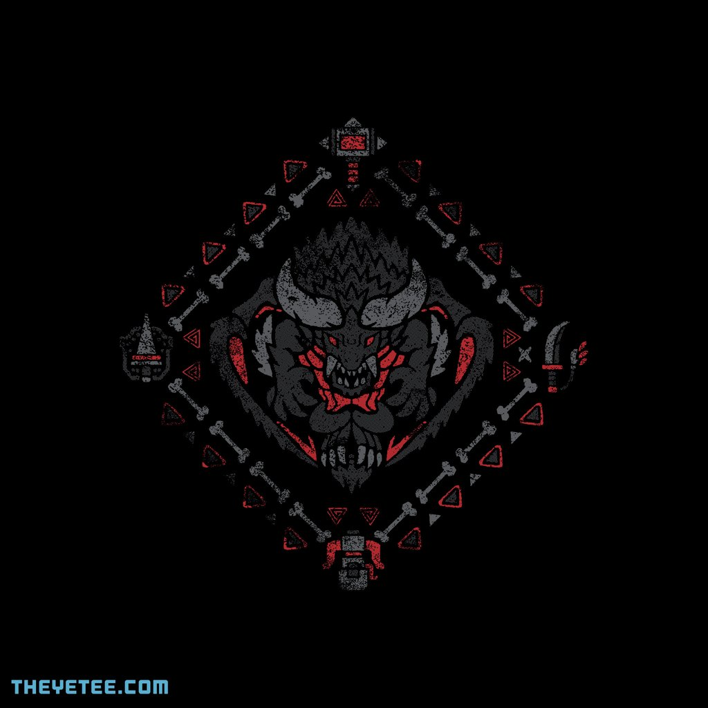 The Yetee: HUNTERS BEWARE!
