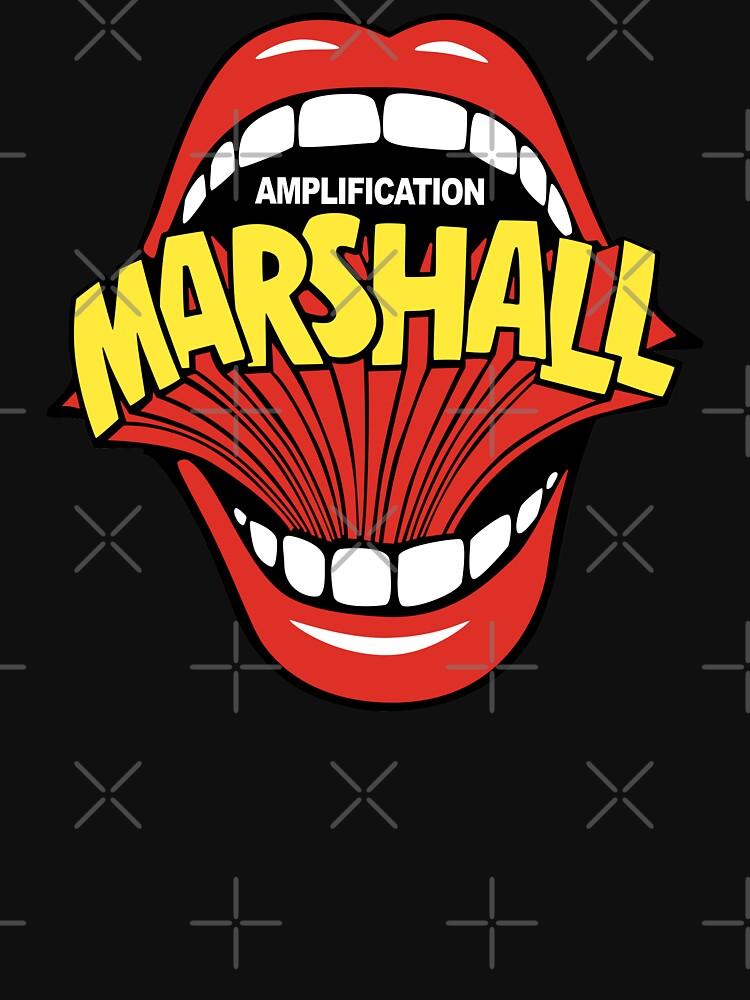 RedBubble: Classic Amp Shirt, Sticker, Mask
