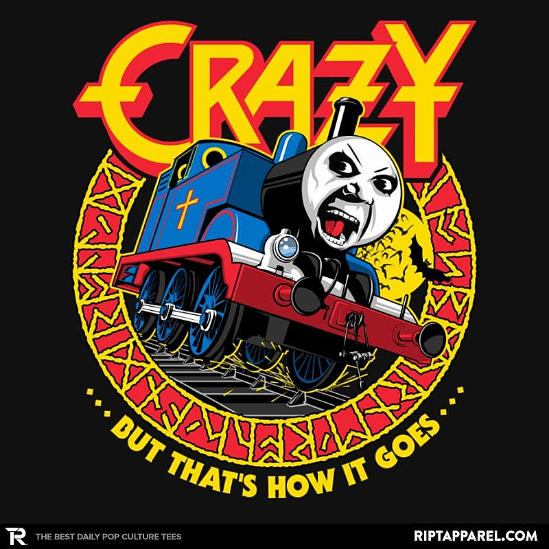 Ript: Crazy Train