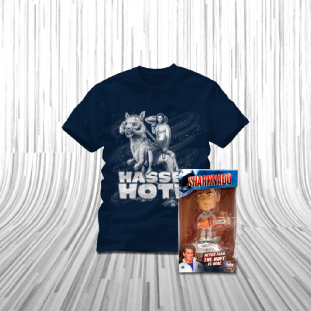 ShirtPunch: Trust in Hoff Bundle
