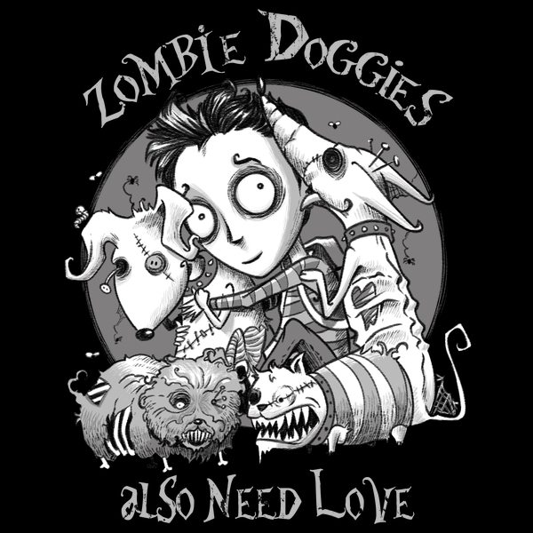 NeatoShop: Zombie Doggies also need love