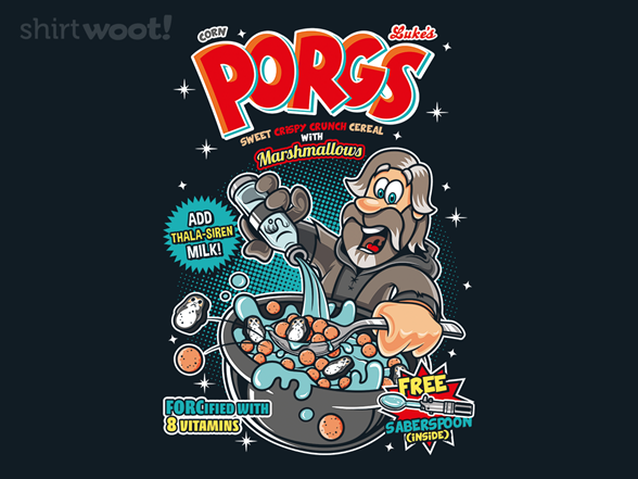 Woot!: Corn Porgs