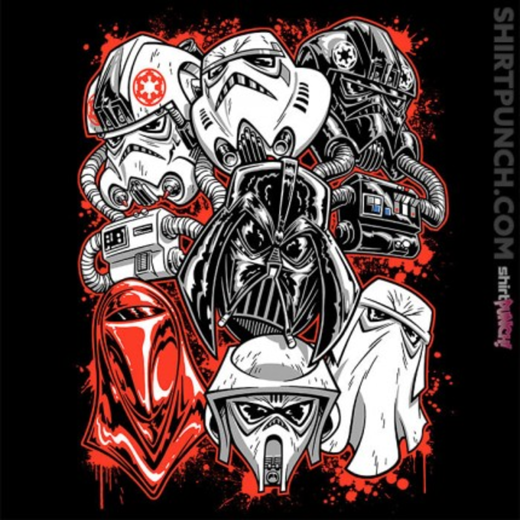 ShirtPunch: Galaxy Hard Heads