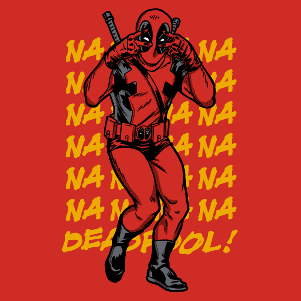 Wistitee: Deadpool 1966