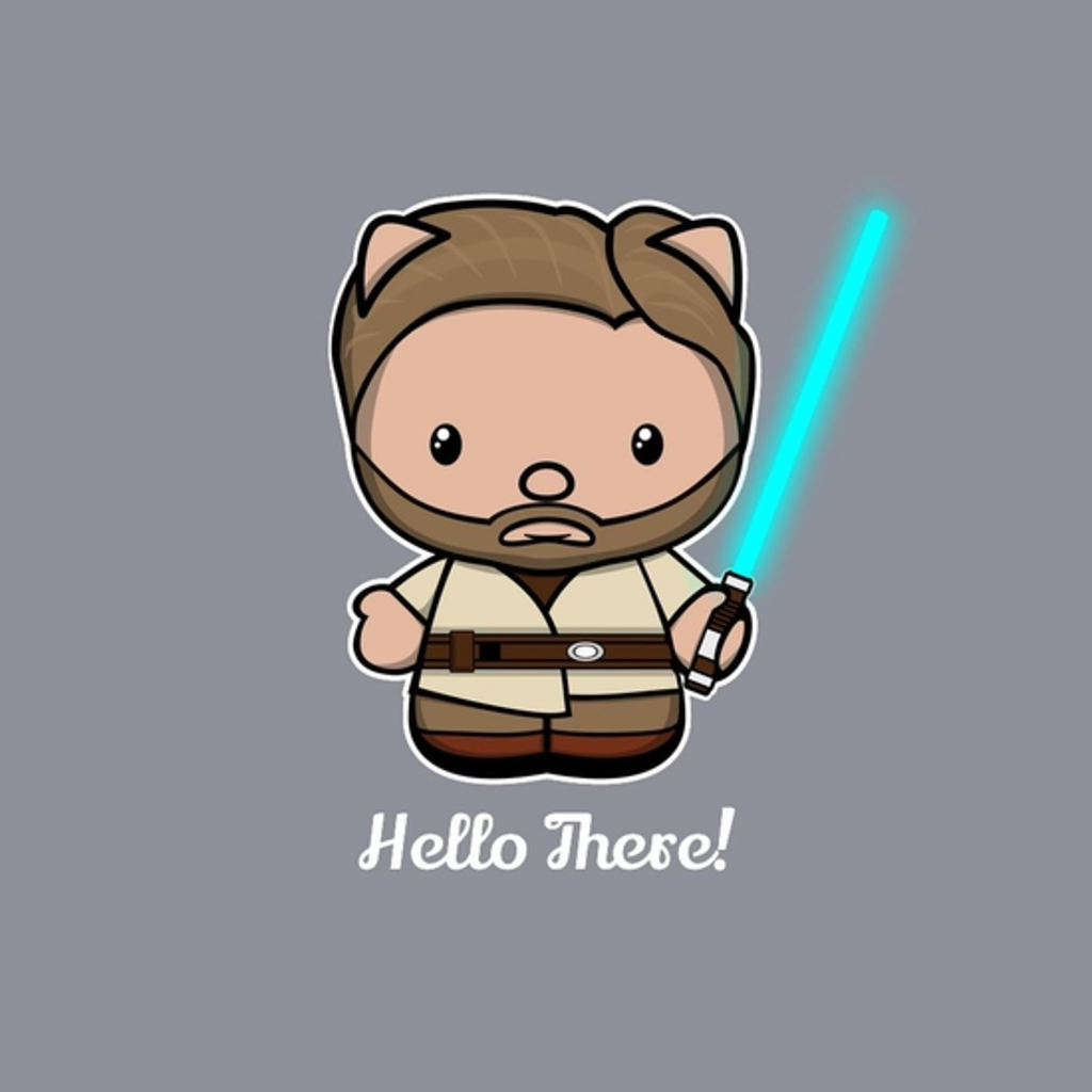 BustedTees: Hello There!