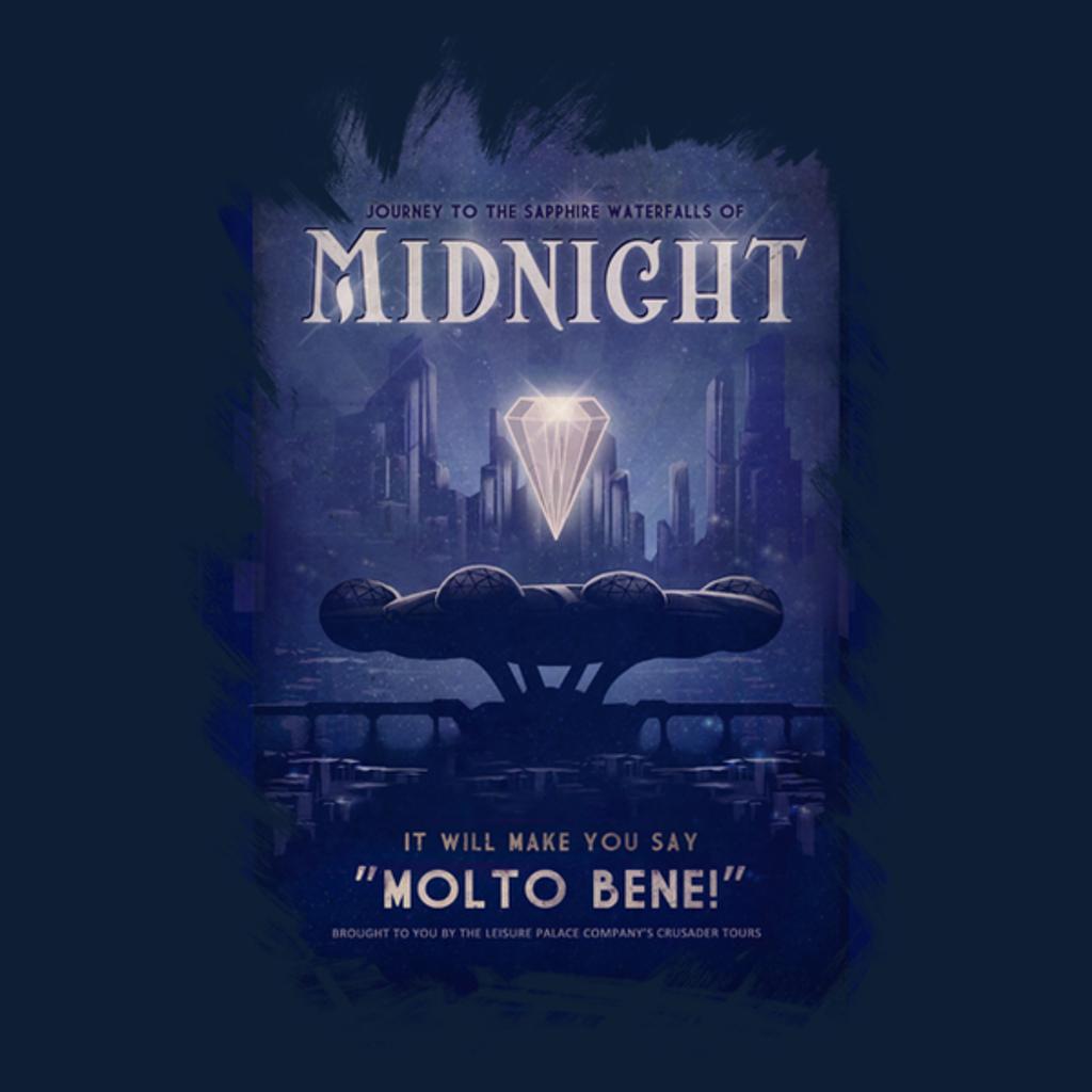 NeatoShop: Midnight - It'll Make You Say Molto Bene