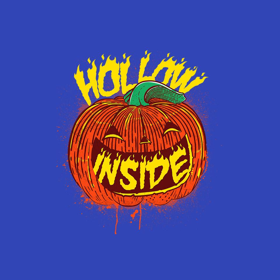 TeeFury: Hollow Inside