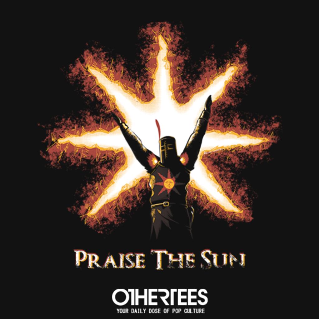 OtherTees: Warrior of Sunlight