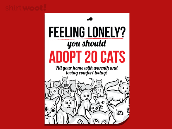 Woot!: Lonely?