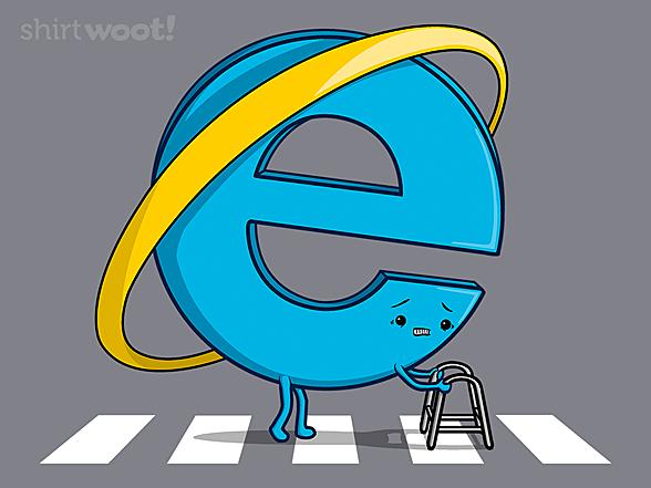 Woot!: Slow Internet