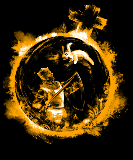 Qwertee: Fight the Beast