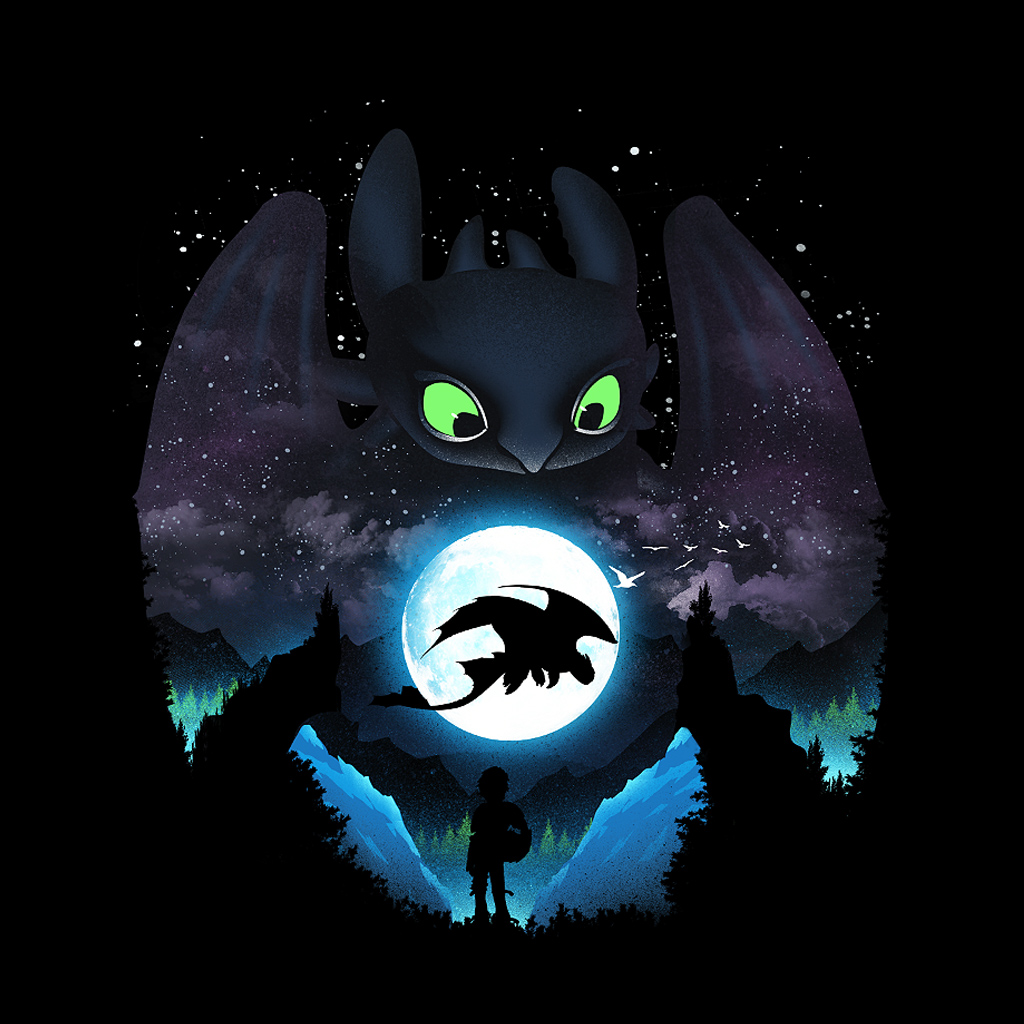 TeeTee: Adorable Dragon