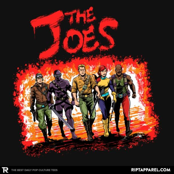 Ript: The Joes