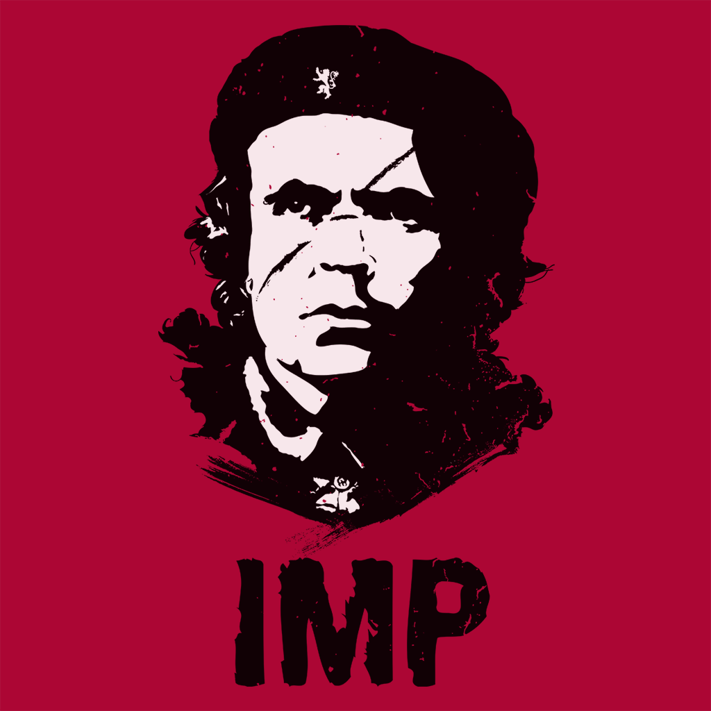 Pop-Up Tee: IMP