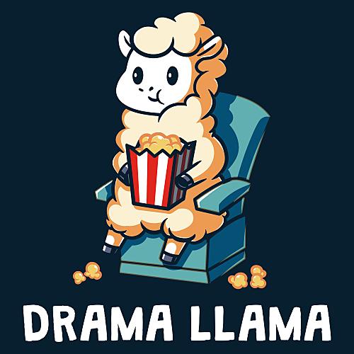 TeeTurtle: Drama Llama