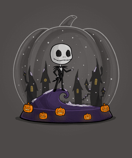 Qwertee: Spooky Christmas