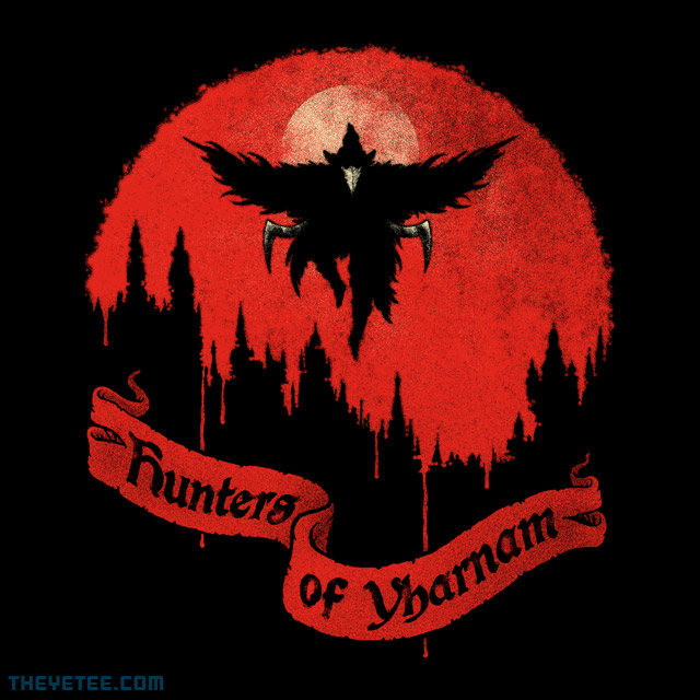 The Yetee: Hunters of Yharnam