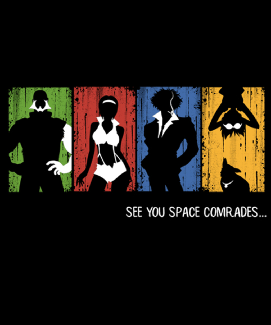 Qwertee: See you space comrades...