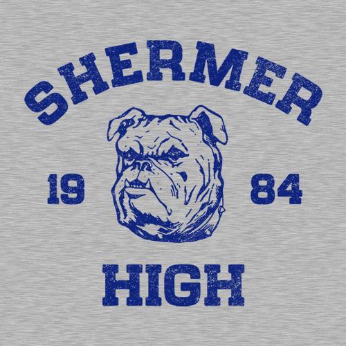 Five Finger Tees: Shermer High School T-Shirt