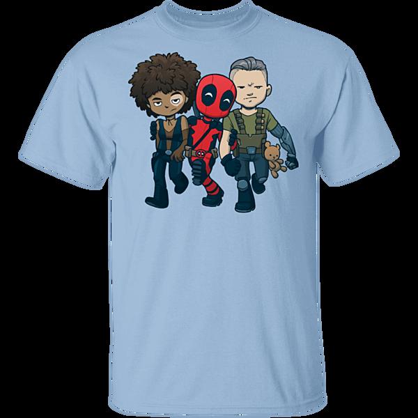 Pop-Up Tee: Deadpool BFFs