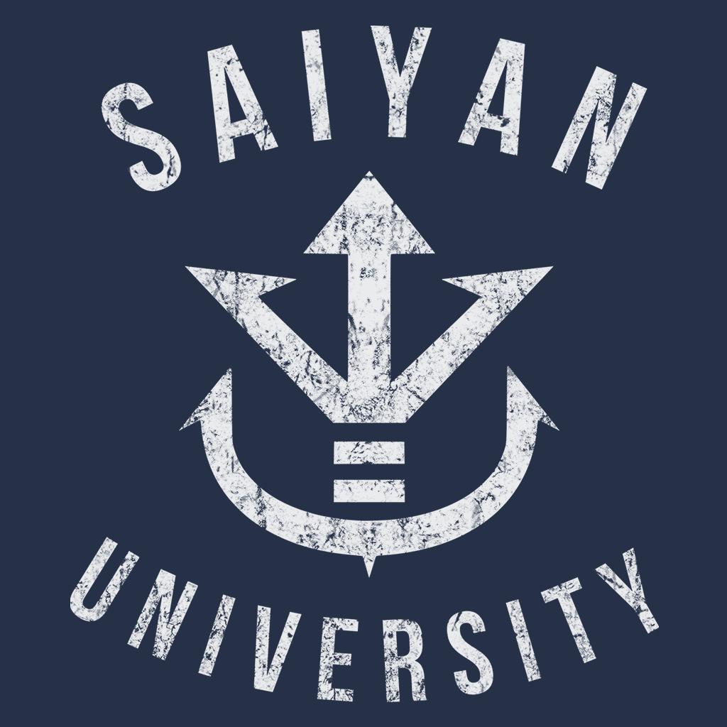 Pop-Up Tee: Saiyan University